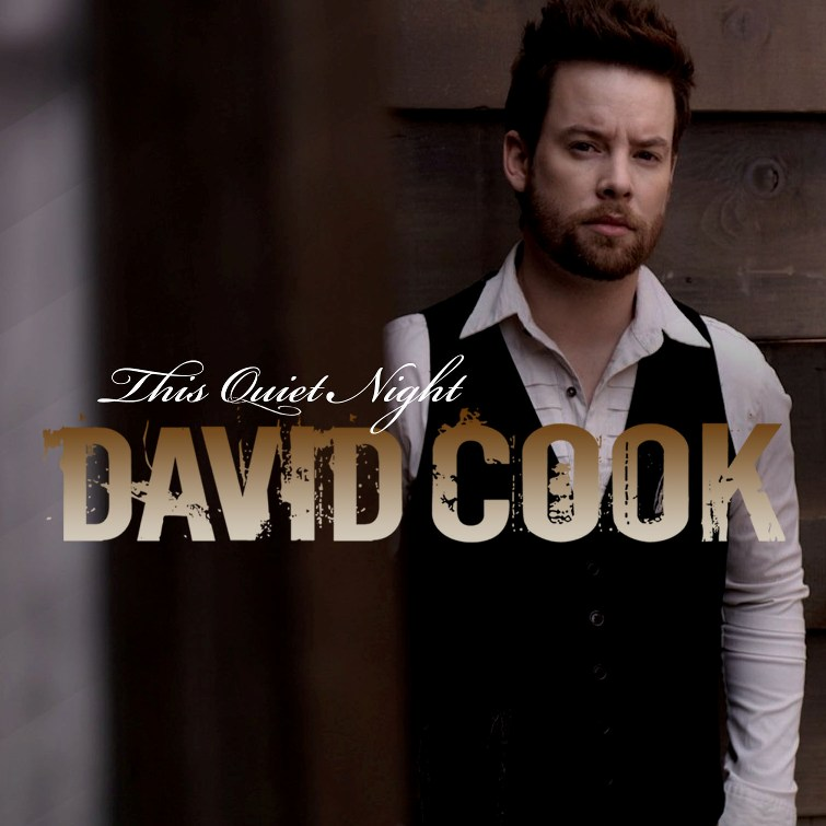 david cook the last goodbye album cover. Acoustic David? Heck yes!